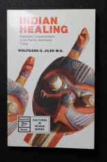 náhled knihy - Indian healing. Shamanic Ceremonialism in the Pacific Nortwest Today
