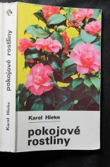 náhled knihy - Pokojové rostliny