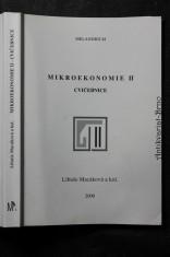 náhled knihy - Mikroekonomie II : cvičebnice