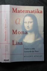 náhled knihy - Matematika a Mona Lisa : umění a věda Leonarda da Vinci