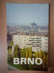 náhled knihy - Brno : Plán města