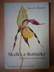 náhled knihy - Skalky a skalničky : Hrst pokynů pro pěstitele alpinek