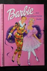 náhled knihy - Barbie na maškarním bále