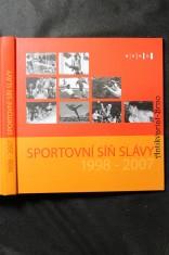 náhled knihy - Sportovní síň slávy 1998 - 2007
