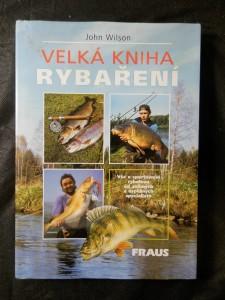náhled knihy - Velká kniha rybaření