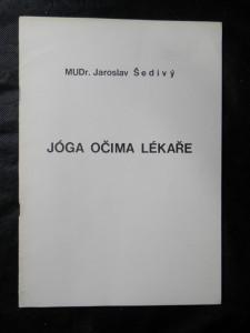 náhled knihy - Jóga očima lékaře