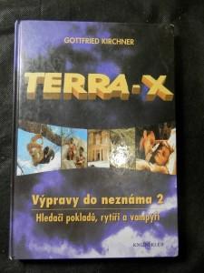 náhled knihy - Terra-X : výpravy do neznáma : hledači pokladů, rytíři a vampýři