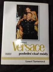 náhled knihy - Gianni Versace - poslední císař módy