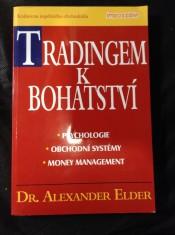náhled knihy - Tradingem k bohatství : psychologie, obchodní systémy, money management