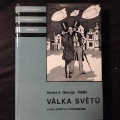 náhled knihy - Válka světů a jiné příběhy z neskutečna