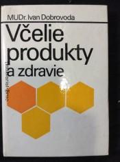 náhled knihy - Včelie produkty a zdravie