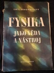 náhled knihy - Fysika jako věda a nástroj