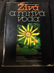 náhled knihy - Živá a mrtvá voda  (Vodní provoz rostlin)