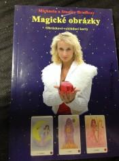 náhled knihy - Magické obrázky : obrázkové vykládací karty