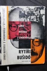náhled knihy - Rytíři bušidó : Stručné dějiny jap. válečných zločinů