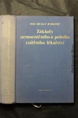 náhled knihy - Základy nemocničního a polního vnitřního lékařství