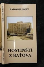 náhled knihy - Hostinští z Baťova