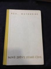 náhled knihy - Nové zpěvy staré Číny : parafráze staré čínské poesie