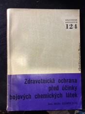 náhled knihy - Zdravotnická ochrana před účinky bojových chemických látek