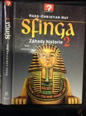 náhled knihy - Sfinga 2 : záhady historie
