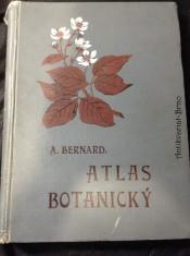 náhled knihy - Atlas botanický : (dle soustavy Linnéovy)