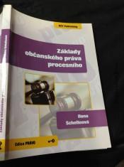 náhled knihy - Základy občanského práva procesního