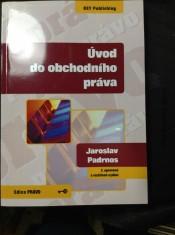 náhled knihy - Úvod do obchodního práva