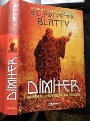 náhled knihy - Dimiter : příběh agenta vyslaného peklem
