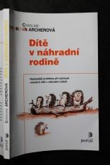 náhled knihy - Dítě v náhradní rodině
