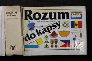náhled knihy - Rozum do kapsy : malá encyklopedie : pro čtenáře od 9 let
