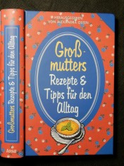 náhled knihy - Grossmutters. Rezepte & Tipps fur den Alltag