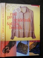 náhled knihy - 365 rad pro prádelník, šatník, botník