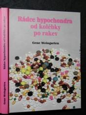 náhled knihy - Rádce hypochondra od kolébky po rakev