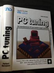náhled knihy - PC tuning : od standardních PC po osobní super počítače