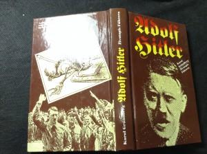 náhled knihy - Adolf Hitler : životopis Führera