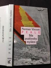 náhled knihy - Síla pozitivního myšlení