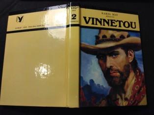 náhled knihy - Vinnetou