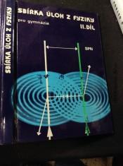 náhled knihy - Sbírka úloh z fyziky pro gymnázia. Díl 2