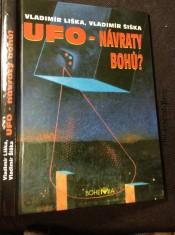 náhled knihy - UFO - návraty bohů?
