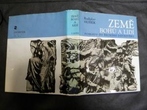 náhled knihy - Země bohů a lidí : pohledy do řeckého dávnověku