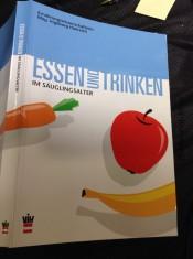 náhled knihy - Essen und Trinken im Säuglingsalter