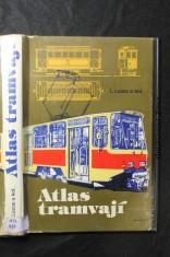 náhled knihy - Atlas tramvají