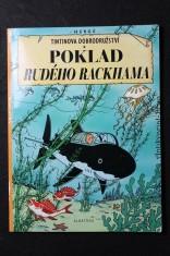 náhled knihy - Poklad Rudého Rackhama