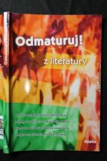 náhled knihy - Odmaturuj! z literatury