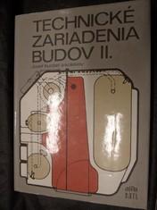 náhled knihy - Technické zariadenie budov II.