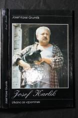 náhled knihy - Josef Karlík : utkáno ze vzpomínek