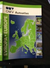 náhled knihy - OMV Autoatlas