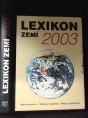 náhled knihy - Lexikon zemí 2003