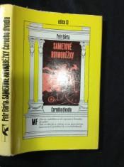 náhled knihy - Sametové rovnoběžky Černého divadla