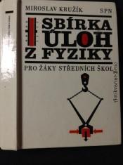 náhled knihy - Sbírka úloh z fyziky pro žáky středních škol